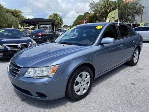 2010 Hyundai Sonata for sale at EZ Own Car Sales of Miami in Miami FL