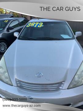 2004 Lexus ES 330 for sale at The Car Guys in Tucson AZ