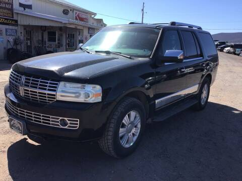 2007 Lincoln Navigator for sale at Troys Auto Sales in Dornsife PA