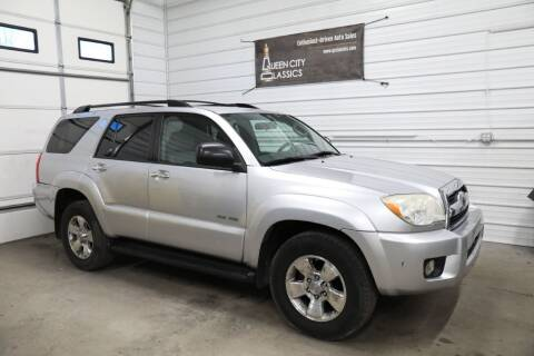2006 Toyota 4Runner for sale at Queen City Classics in West Chester OH