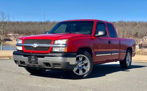 2005 Chevrolet Silverado 1500 for sale at Access Auto in Cabot AR