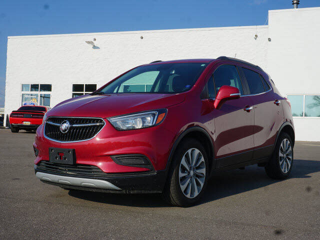 2019 Buick Encore for sale at FOWLERVILLE FORD in Fowlerville MI