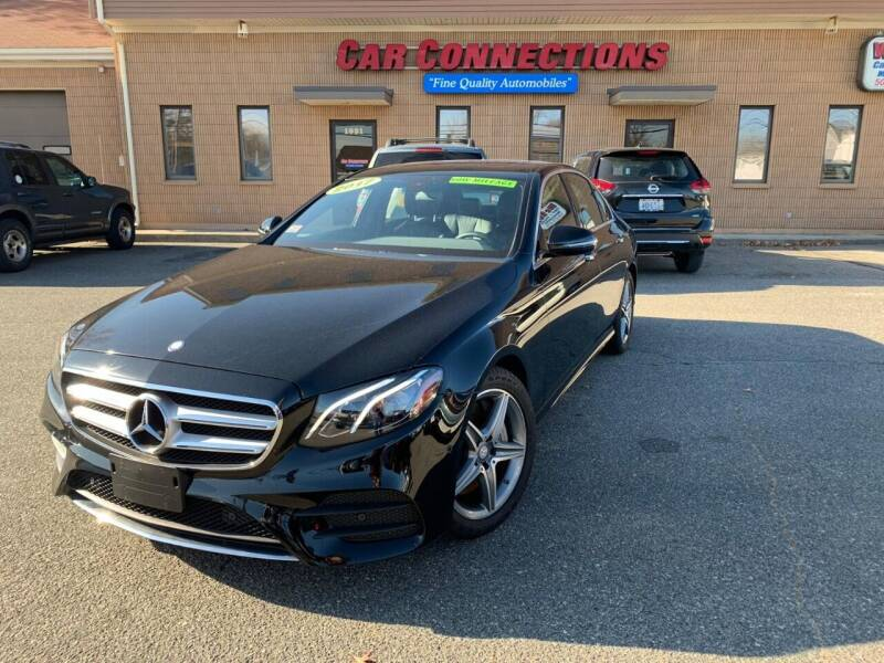 2017 Mercedes-Benz E-Class for sale at CAR CONNECTIONS in Somerset MA
