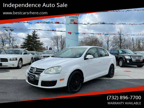 2009 Volkswagen Jetta for sale at Independence Auto Sale in Bordentown NJ