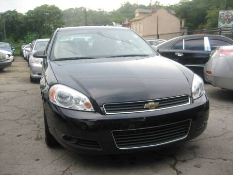 2011 Chevrolet Impala for sale at B. Fields Motors, INC in Pittsburgh PA