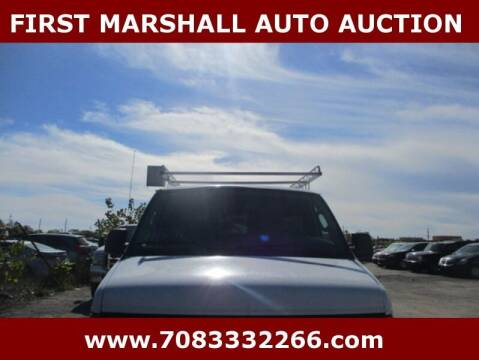 2006 Ford E-Series Cargo for sale at First Marshall Auto Auction in Harvey IL