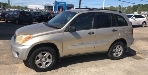 2005 Toyota RAV4 for sale at Baton Rouge Auto Sales in Baton Rouge LA
