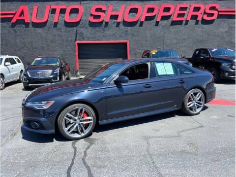 2017 Audi S6 for sale at AUTO SHOPPERS LLC in Yakima WA