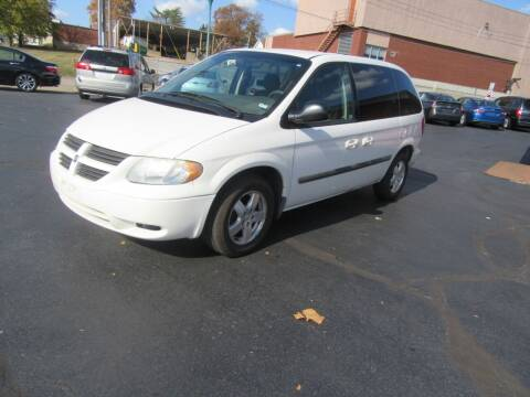2007 Dodge Caravan for sale at Riverside Motor Company in Fenton MO