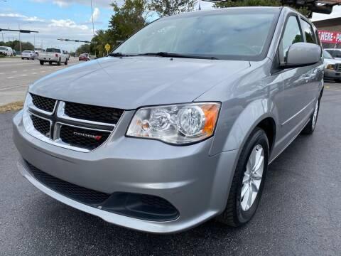2016 Dodge Grand Caravan for sale at KD's Auto Sales in Pompano Beach FL