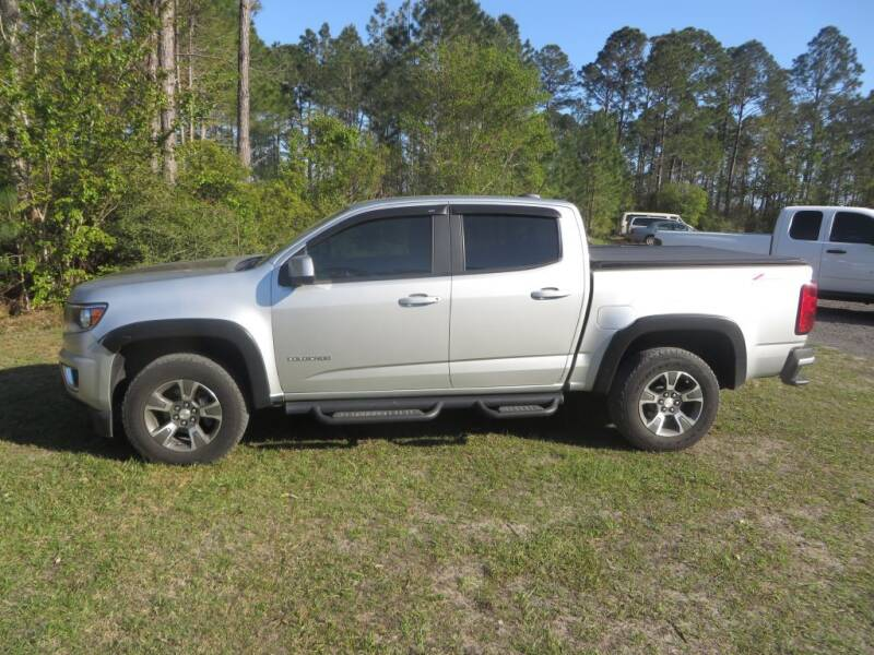 2018 Chevrolet Colorado for sale at Ward's Motorsports in Pensacola FL