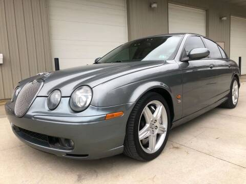 2003 Jaguar S-Type R for sale at Prime Auto Sales in Uniontown OH