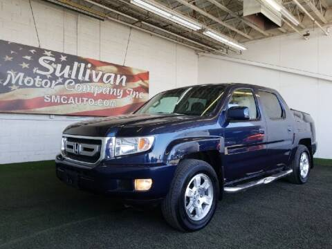 2010 Honda Ridgeline for sale at SULLIVAN MOTOR COMPANY INC. in Mesa AZ