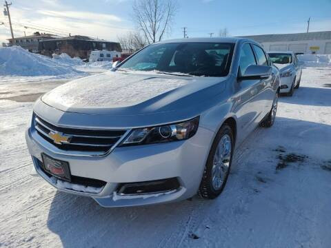 2020 Chevrolet Impala for sale at Carousel Auto Group in Iowa City IA