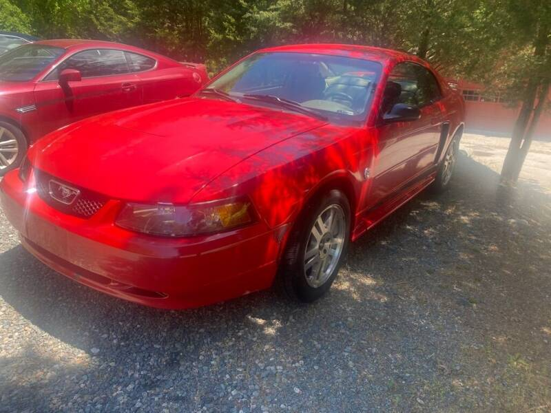 2004 Ford Mustang for sale at Anawan Auto in Rehoboth MA