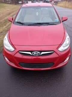 2012 Hyundai Accent for sale at Right Choice Automotive in Rochester NY