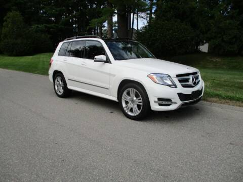 2014 Mercedes-Benz GLK for sale at Classic Motor Sports in Merrimack NH