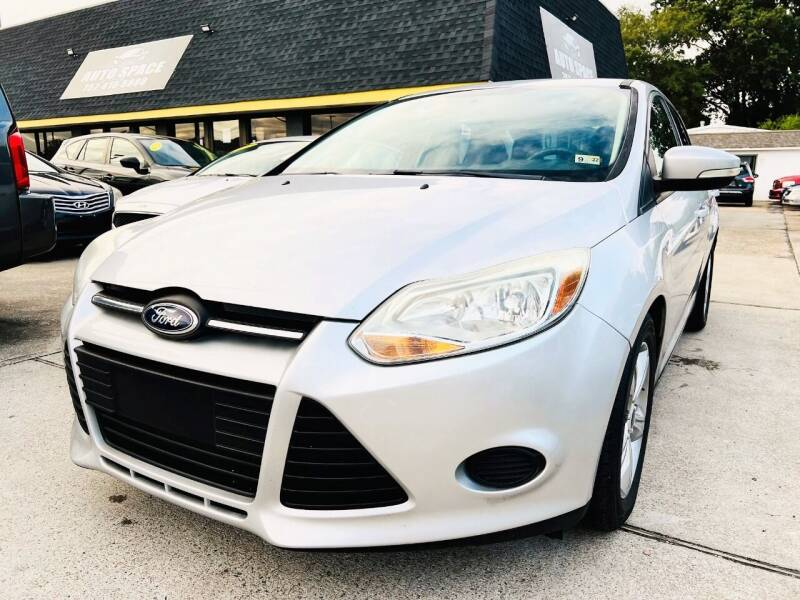 2014 Ford Focus for sale at Auto Space LLC in Norfolk VA