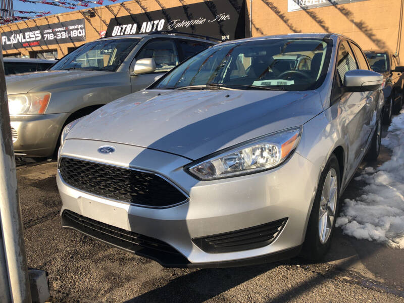 2016 Ford Focus for sale at Ultra Auto Enterprise in Brooklyn NY