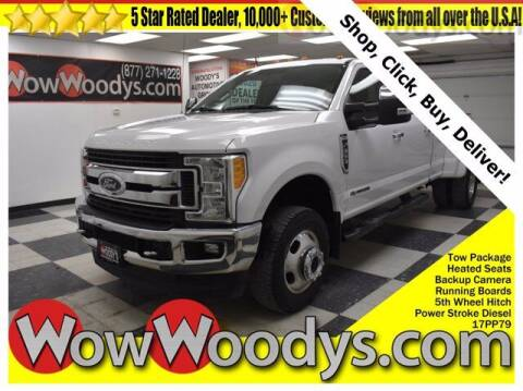 2017 Ford F-350 Super Duty for sale at WOODY'S AUTOMOTIVE GROUP in Chillicothe MO