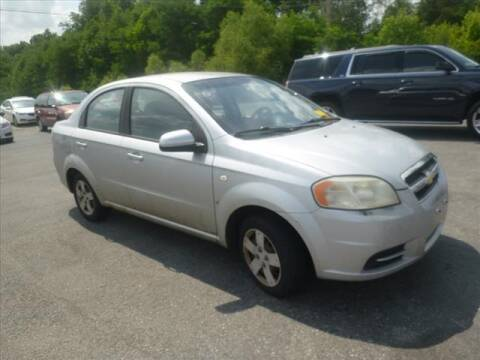 2008 Chevrolet Aveo for sale at Gillie Hyde Auto Group in Glasgow KY