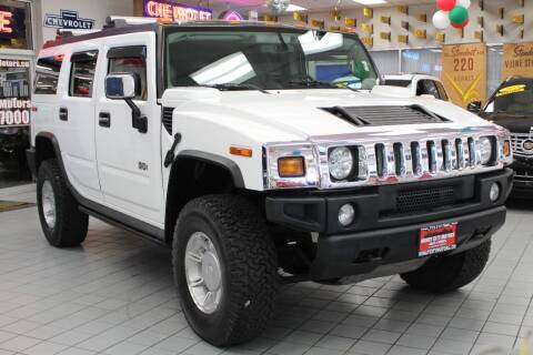 2003 HUMMER H2 for sale at Windy City Motors in Chicago IL