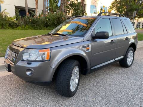 2008 Land Rover LR2 for sale at Donada  Group Inc in Arleta CA