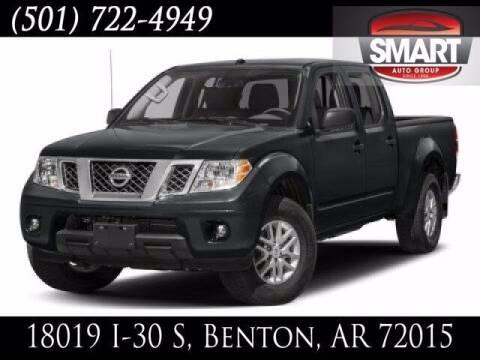 2017 Nissan Frontier for sale at Smart Auto Sales of Benton in Benton AR