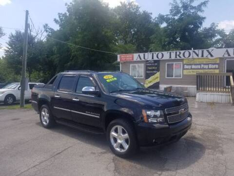 2009 Chevrolet Avalanche for sale at Auto Tronix in Lexington KY