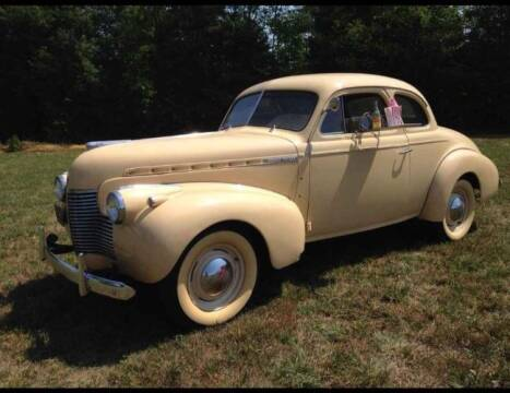 1940 Chevrolet Master Deluxe for sale at Classic Car Deals in Cadillac MI