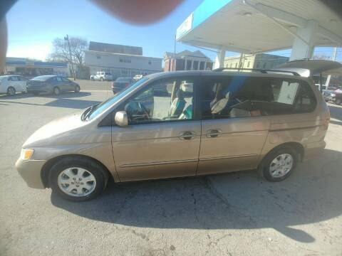2003 Honda Odyssey for sale at Lincoln County Automotive in Fayetteville TN