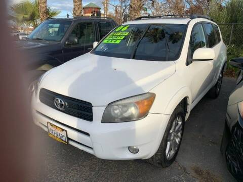 2006 Toyota RAV4 for sale at Contra Costa Auto Sales in Oakley CA