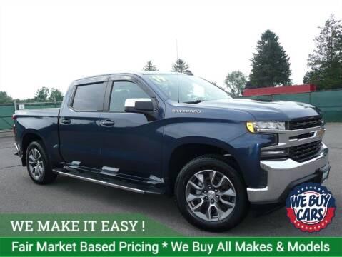 2019 Chevrolet Silverado 1500 for sale at Shamrock Motors in East Windsor CT