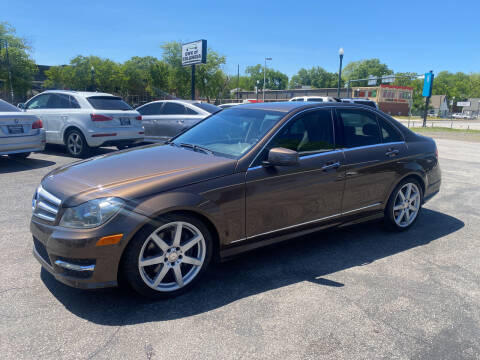 2013 Mercedes-Benz C-Class for sale at BWK of Columbia in Columbia SC