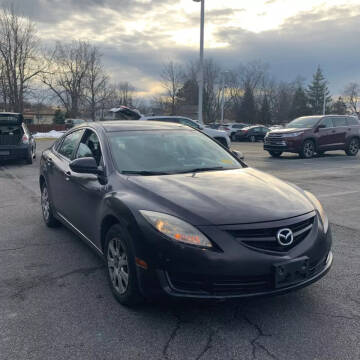 2010 Mazda MAZDA6 for sale at American & Import Automotive in Cheektowaga NY