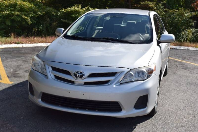 2011 Toyota Corolla for sale at Platinum Auto Sales in Leominster MA