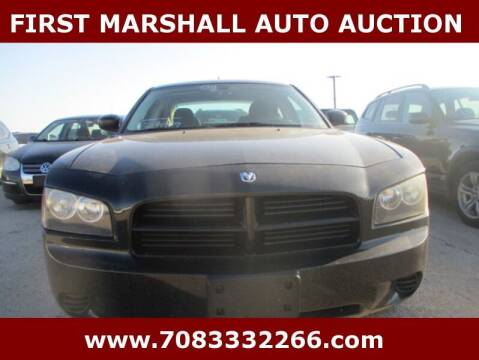 2008 Dodge Charger for sale at First Marshall Auto Auction in Harvey IL