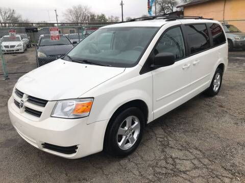 2010 Dodge Grand Caravan for sale at Quality Auto Group in San Antonio TX