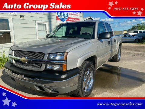 2005 Chevrolet Silverado 1500 for sale at Auto Group Sales in Roscoe IL