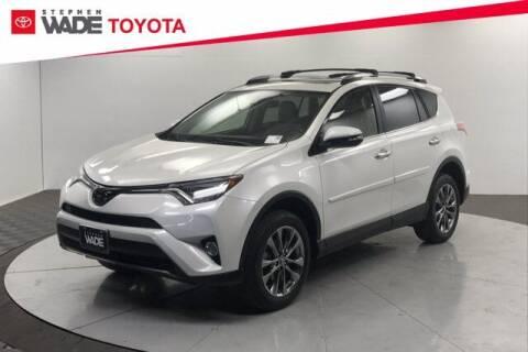 2018 Toyota RAV4 for sale at Stephen Wade Pre-Owned Supercenter in Saint George UT