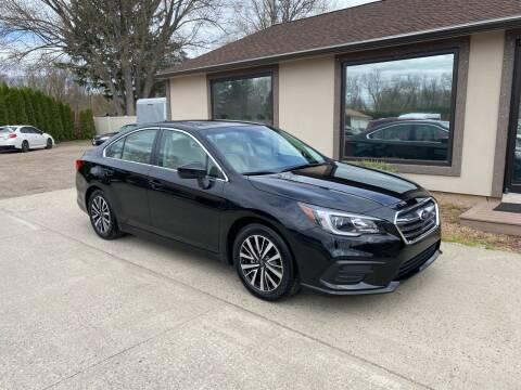 2019 Subaru Legacy for sale at VITALIYS AUTO SALES in Chicopee MA
