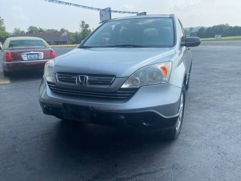 2008 Honda CR-V for sale at Holland Auto Sales and Service, LLC in Somerset KY