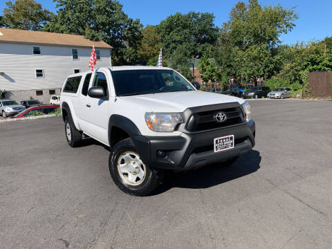 2015 Toyota Tacoma for sale at PRNDL Auto Group in Irvington NJ