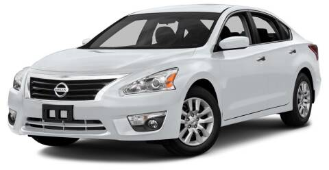 2015 Nissan Altima for sale at TRADEWINDS MOTOR CENTER LLC in Cleveland OH