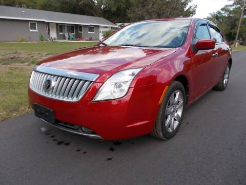 2011 Mercury Milan for sale at LANCASTER'S AUTO SALES INC in Fruitland Park FL