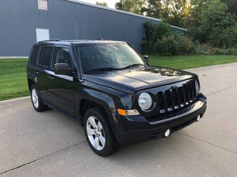 2015 Jeep Patriot for sale at Divine Auto Sales LLC in Omaha NE