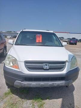 2004 Honda Pilot for sale at USA Auto Sales in Dallas TX