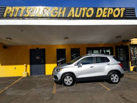 2017 Chevrolet Trax for sale at Pittsburgh Auto Depot in Pittsburgh PA