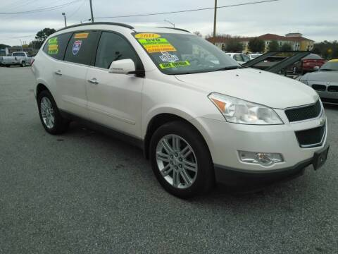 2011 Chevrolet Traverse for sale at Kelly & Kelly Supermarket of Cars in Fayetteville NC