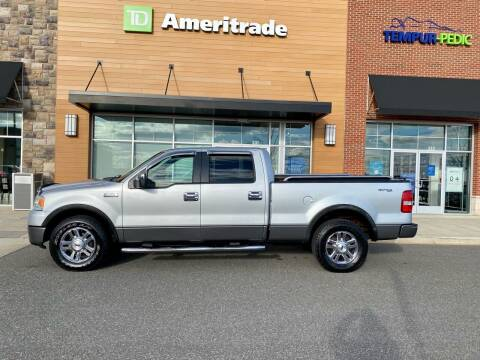 2006 Ford F-150 for sale at Bluesky Auto in Bound Brook NJ